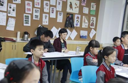 欢迎方老师来校开展科学课堂教学调研活动