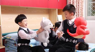 杭州实验外国语学校寄宿生活